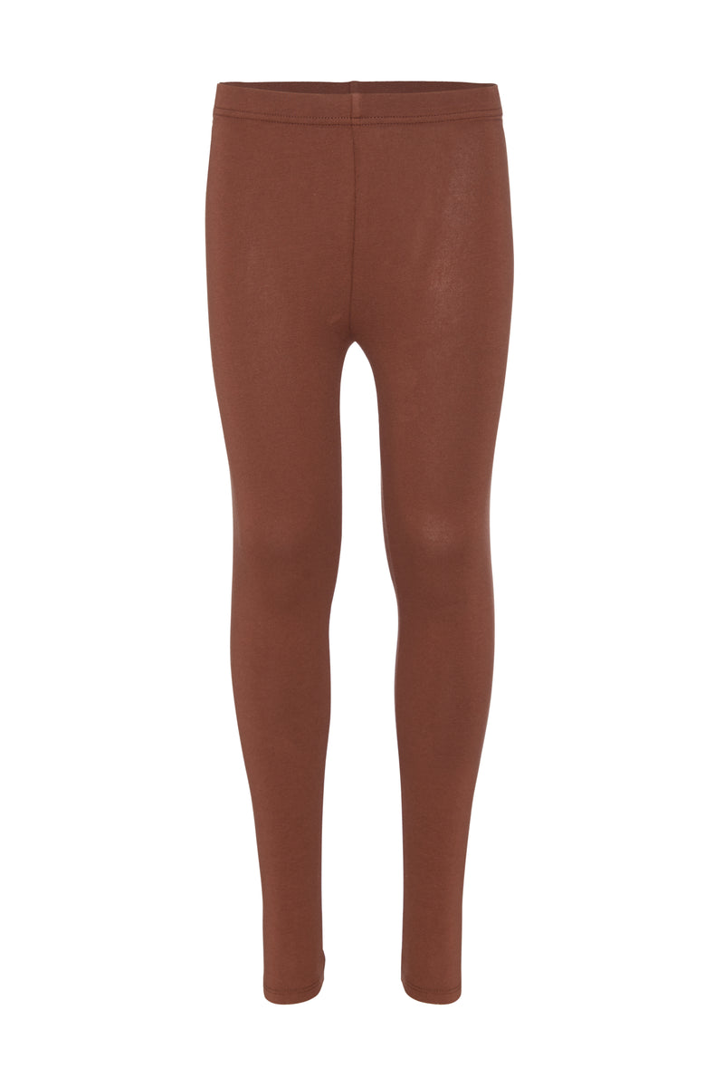 Gen Woo Tween Girls Brown Legging for The Jersey Shop Singapore