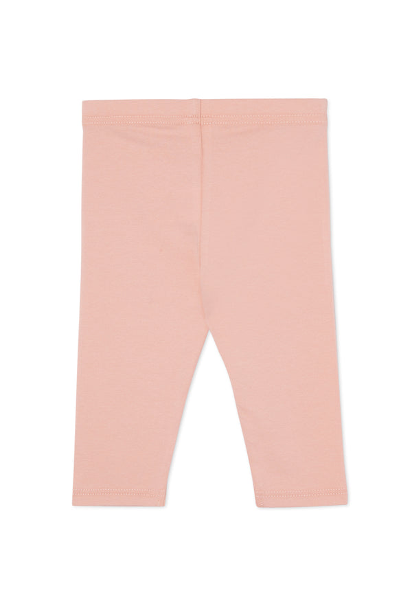 Gen Woo Baby Girl Pink Basic Legging for The Jersey Shop Singapore
