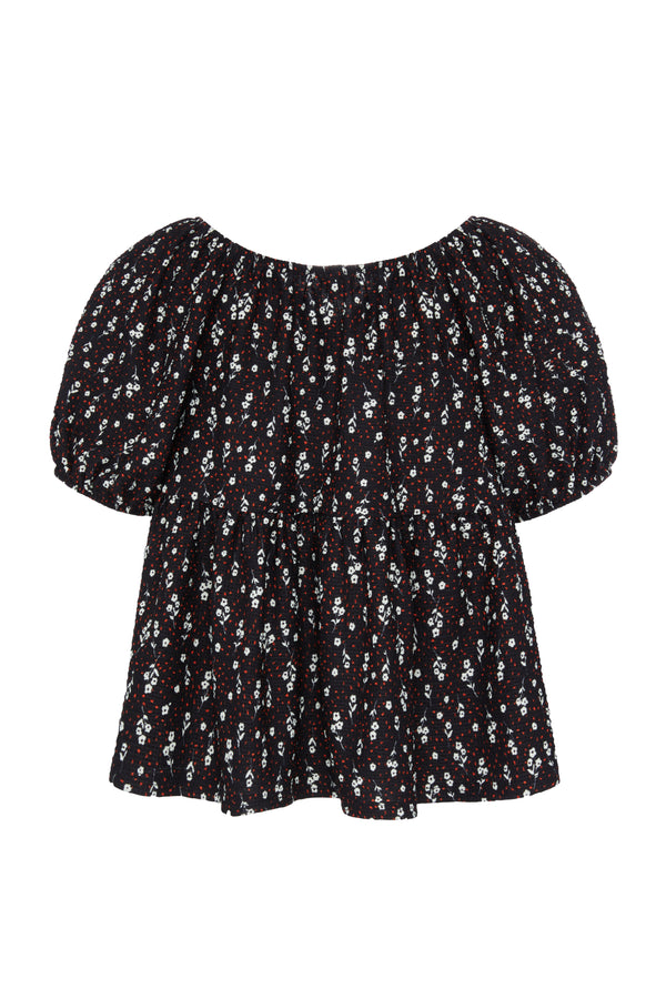 Shop for Tween Girls Ditsy Print Smock Top from The Jersey Shop Singapore