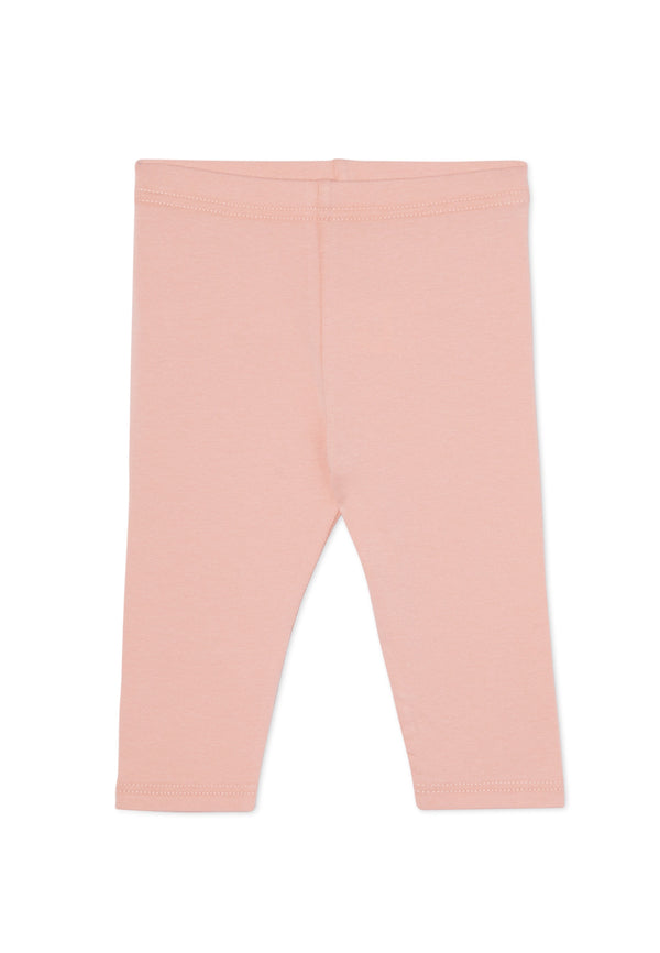Gen Woo Baby Girl Cloud Coral Basic Legging for The Jersey Shop Singapore