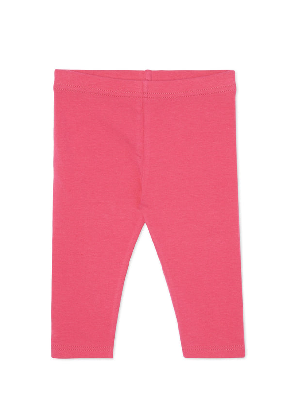 Gen Woo Baby Girl Raspberry Sorbet Basic Legging for The Jersey Shop Singapore