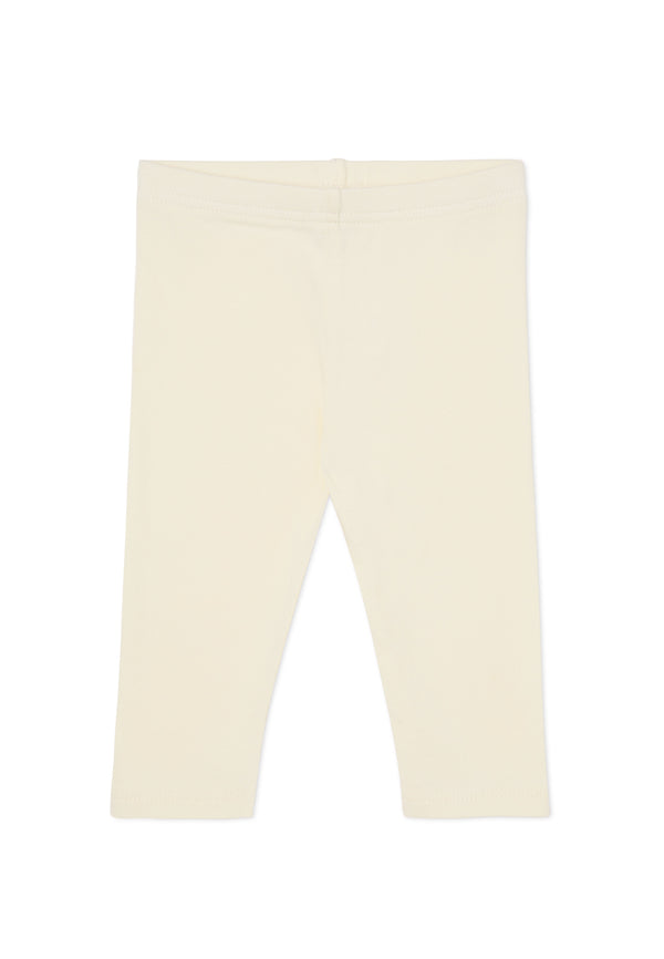 Gen Woo Baby Girl Winter White Basic Legging for The Jersey Shop Singapore