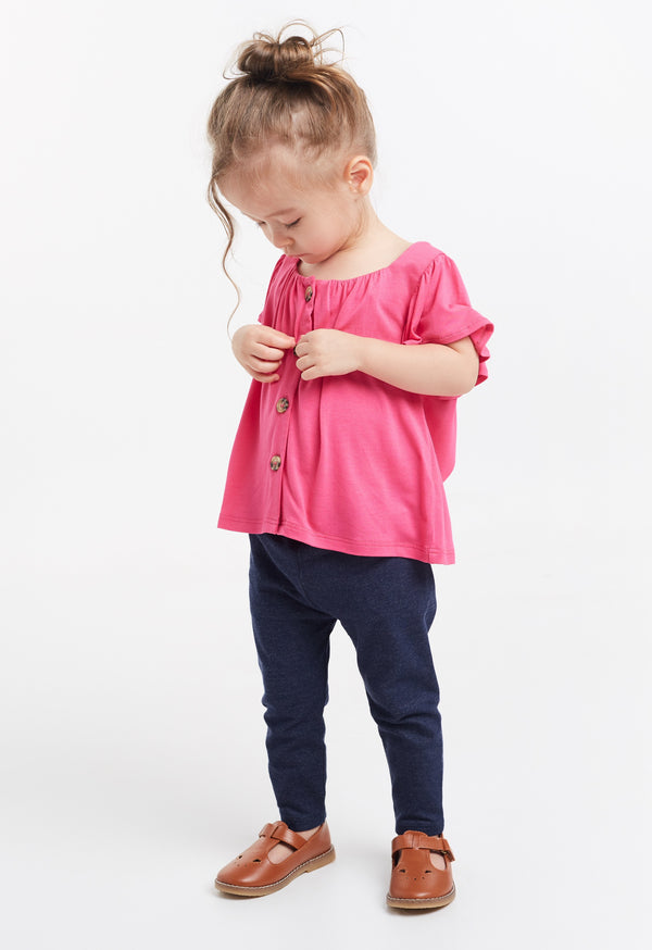 Gen Woo Baby Girl Denim Jegging for The Jersey Shop Singapore