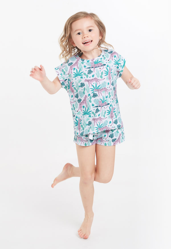 Gen Woo Nightwear Animal Print PJ Set for The Jersey Shop Singapore