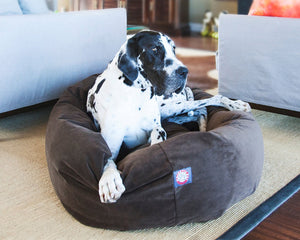 Personalized Embroidery Dog Bed