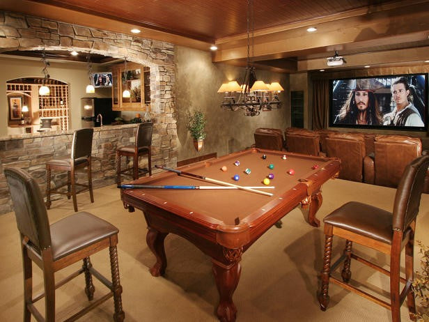 ultimate man cave bar. Your ultimate man cave has everything you need all in one place  just like this featured on HGTV that a full bar and eating area along with Get the Ultimate Man Cave ClearView Audio