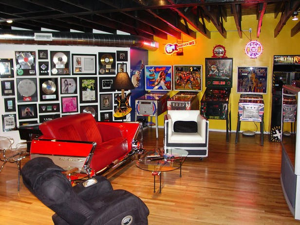Man Cave Bar Games : Get the ultimate man cave clearview audio