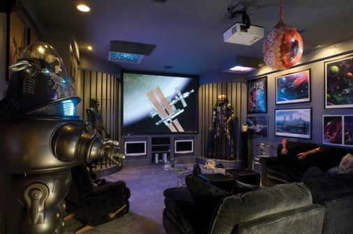 Get the Ultimate Man Cave ClearView Audio
