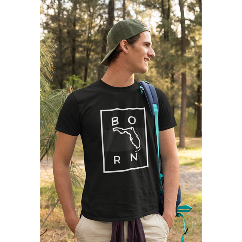 The Florida Born Short Sleeve T-Shirt