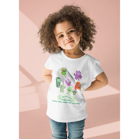 The NKY Crew Toddler Short Sleeve Tee