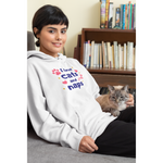 I Love Cats and Naps Hoodie by Kreamy Couture