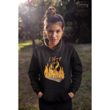 I Stay Hot Unisex Hoodie by Kreamy Couture