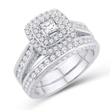 14KT-2.00CTW UNO BRIDAL - White Carat Diamonds