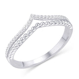 10KT-0.1CTW LADIESBAND - White Carat Diamonds