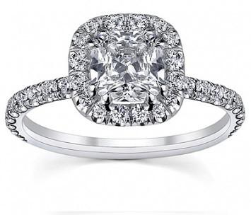 1.25 CT. Collection Diamond Ring in White Gold - White Carat Diamonds