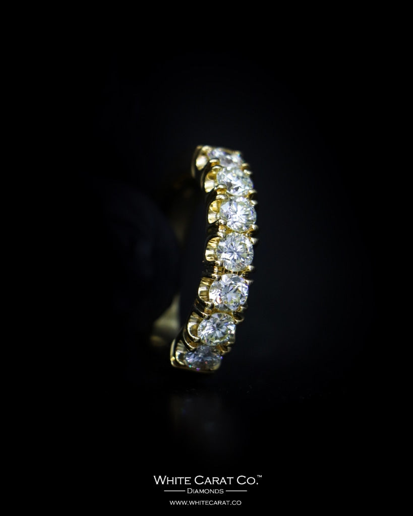 2.29 CT. Exclusive Diamond Men's Ring in 10K Gold