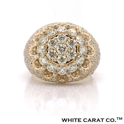 5.00 CT. VVS Diamond Ring in Gold - White Carat Diamonds