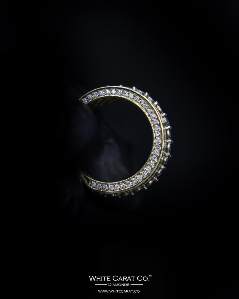 2.05 CT. Exclusive Diamond Men's Ring in 10K Gold