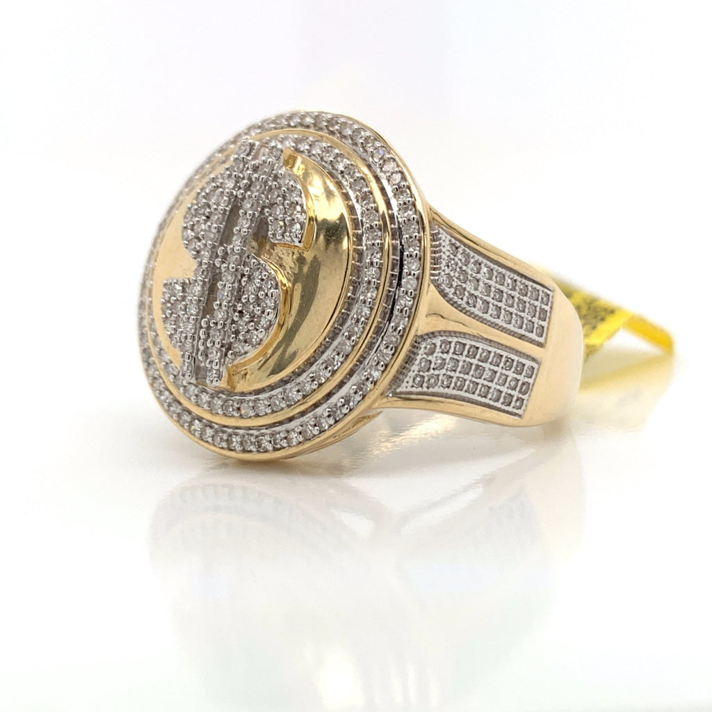 0.75CT Diamond Ring in 10K Gold