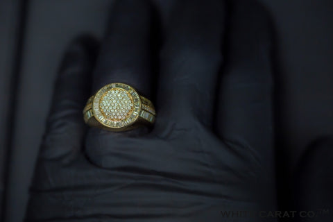 2.50 CT. Diamond Ring in 14K Gold - White Carat Diamonds