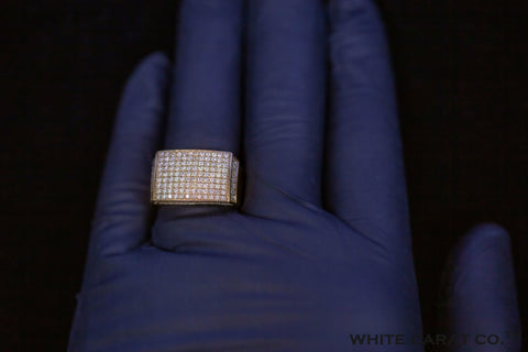 1.90 CT. Diamond Ring in 10K Gold - White Carat Diamonds