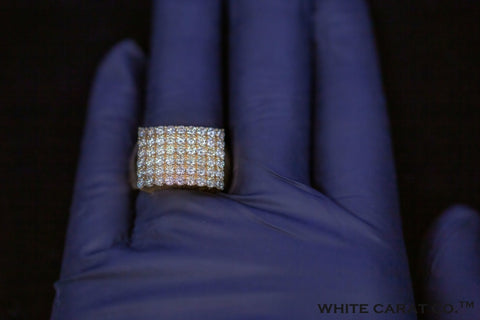 3.00 CT. Diamond Ring in 10K Gold - White Carat Diamonds