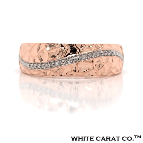 0.05 CT. Diamond Ring in Gold - White Carat - USA & Canada