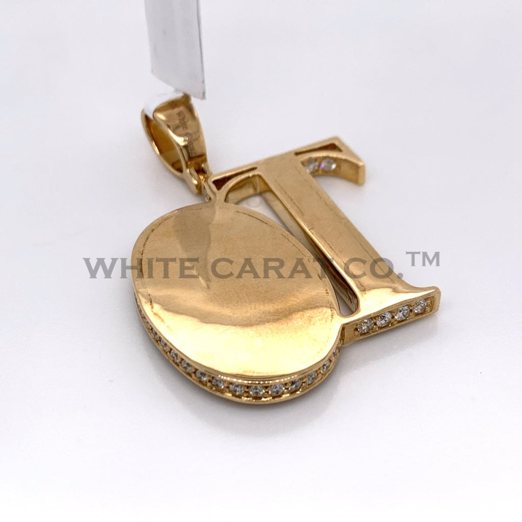 3.70 CT. Toronto Diamond Pendant in 10K Gold* - White Carat Diamonds