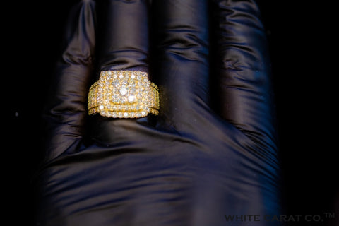 3.00 CT. Diamond Ring in Gold - White Carat Diamonds