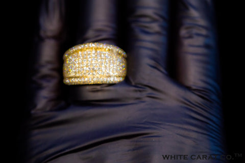 3.25 CT. Diamond 14K Gold Ring - White Carat Diamonds