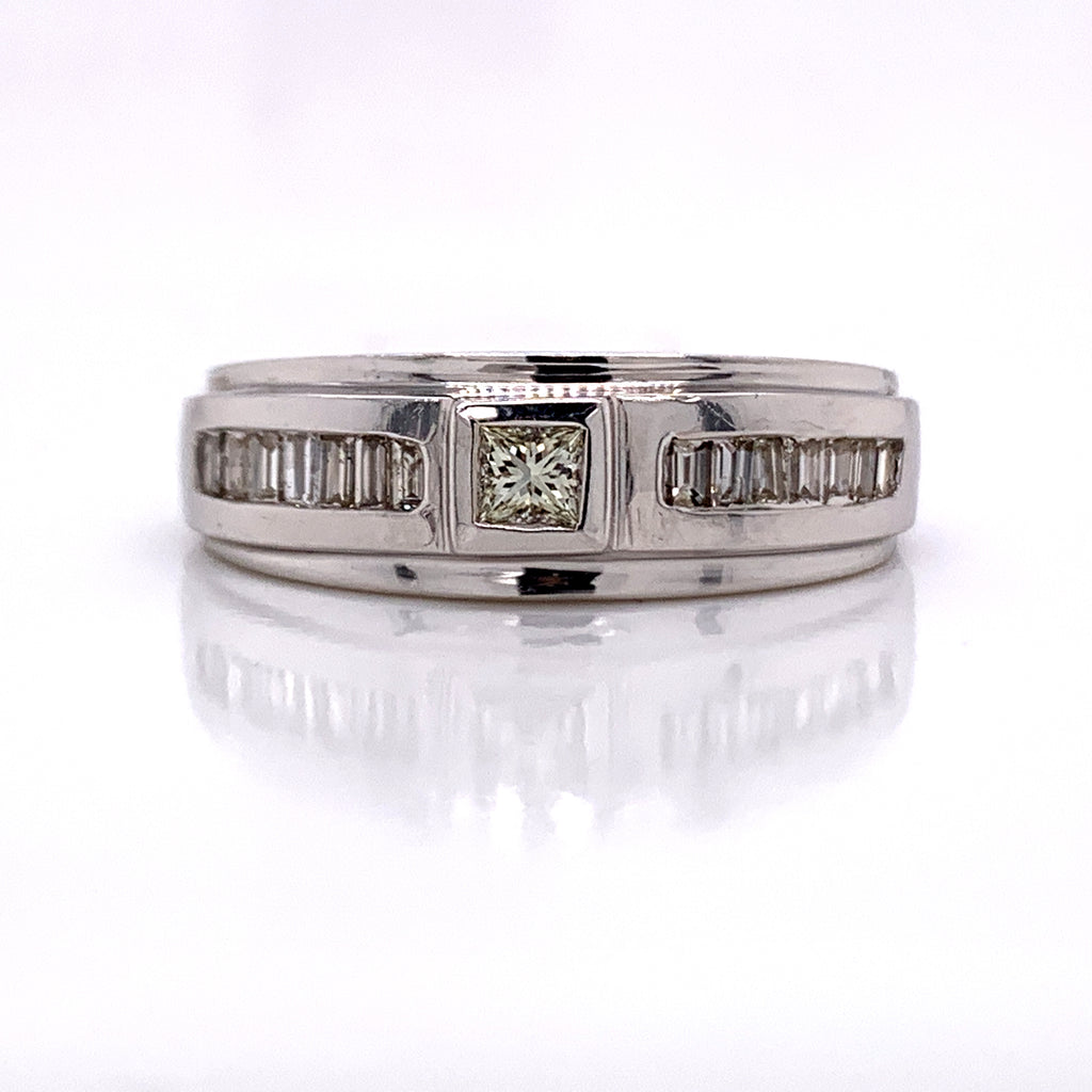 0.50 CT. Diamond Ring in 14K Gold - White Carat Diamonds