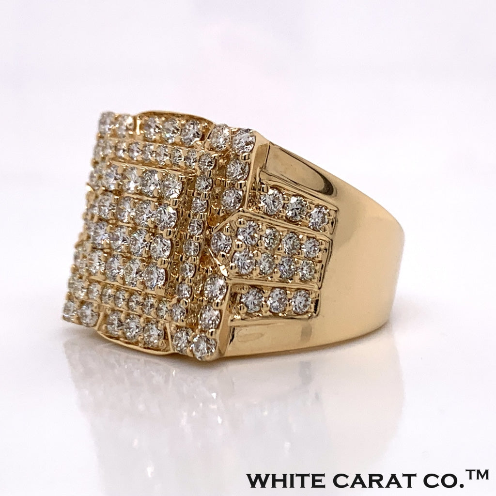 3.00 CT. Diamond Ring in 14K Gold - White Carat Diamonds