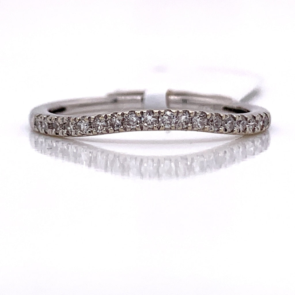 0.16 CT. Diamond Fancy in 14K White Gold - White Carat Diamonds
