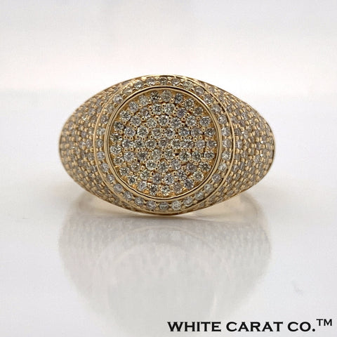 1.50 CT. Diamond Ring in 14K Gold - White Carat Diamonds