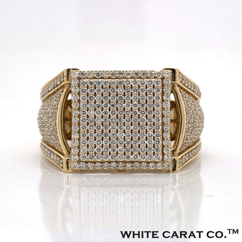 1.51 CT. Diamond Ring in 14K Gold - White Carat Diamonds