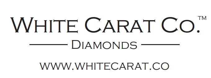0.68 CT. Diamond Engagement 2 Ring Set in 14K White Gold - White Carat - USA & Canada
