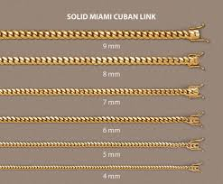 10K Semi-Solid Gold Miami Cuban Bracelet - 6MM - White Carat Diamonds