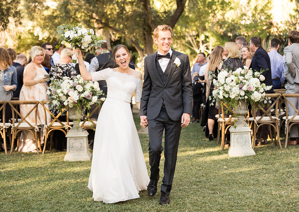 Charming Fall Wedding at Hummingbird Nest Ranch