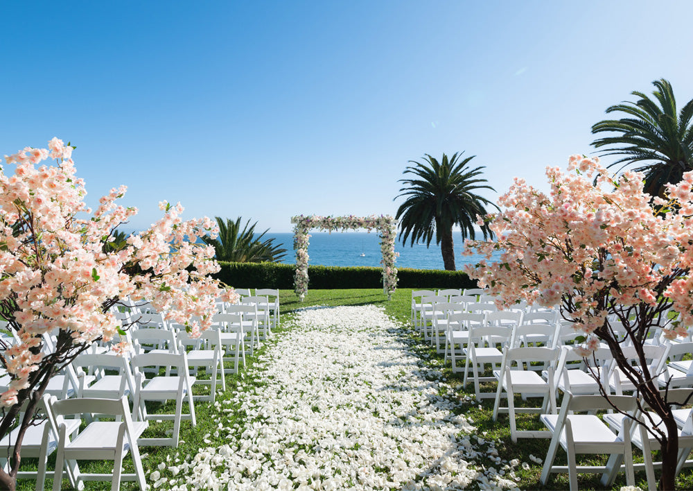 Flowering Love - Bel-Air Bay Club Wedding
