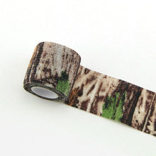 Load image into Gallery viewer, 15CM X 4.5M Bandage Muscle Tape Outdoor camouflage non-woven self-adhesive camouflage waterproof multi-functional sport Elastopt