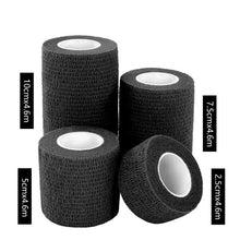 Load image into Gallery viewer, 4.6M Sport Tape Waterproof Self Adhesive Elastic Bandage Muscle Tape Finger Joints Wrap Bandage Nonwoven Cohesive Bandage