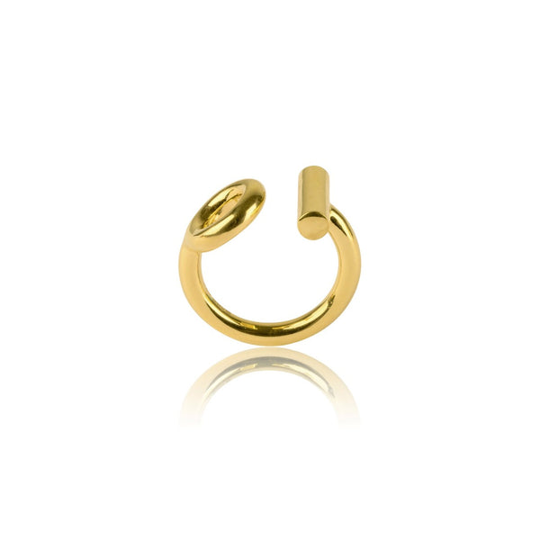 CIRCLEBAR RING