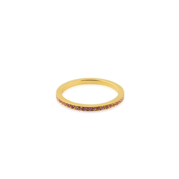 SAPPHIRE RING 18K GOLD