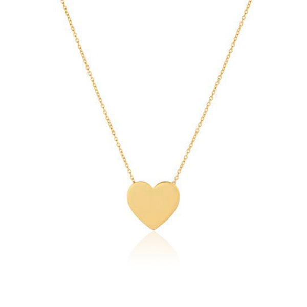 HEART LARGE NECKLACE
