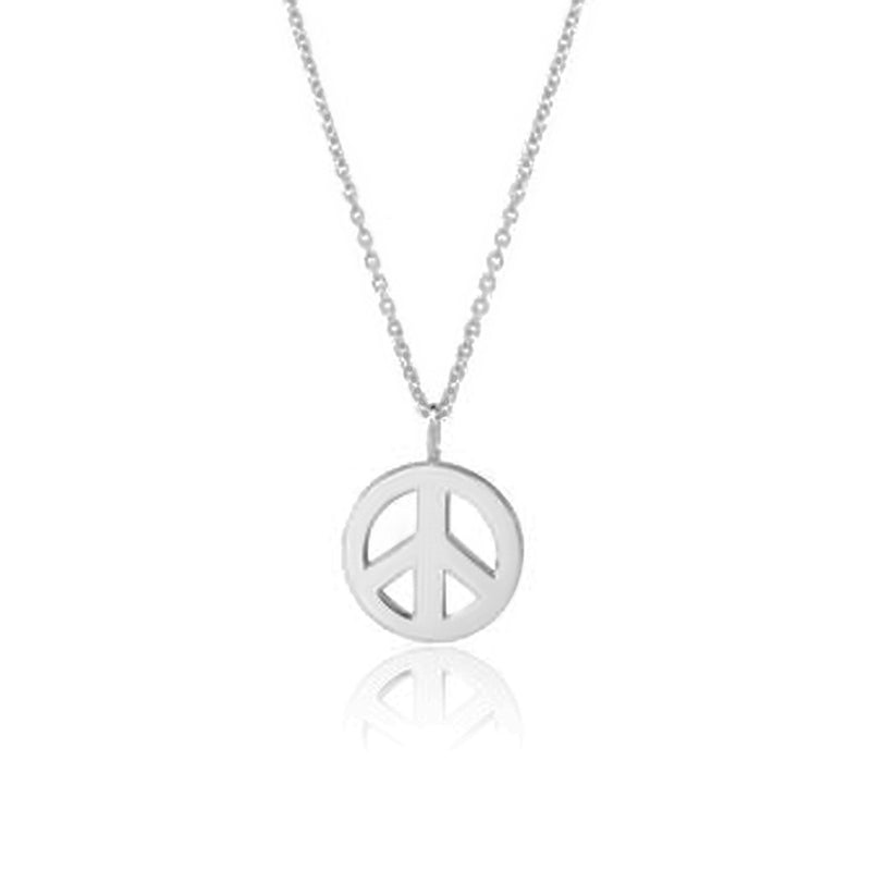PEACE LARGE NECKLACE
