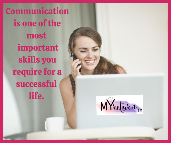 Everything Starts with Communication