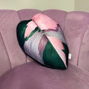 philodendron cushion