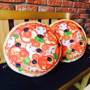 big size pizza pillow