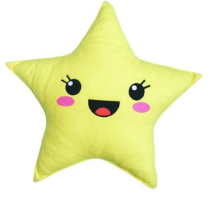 cute star pillow kawaii