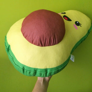 avocado stuffed pillow